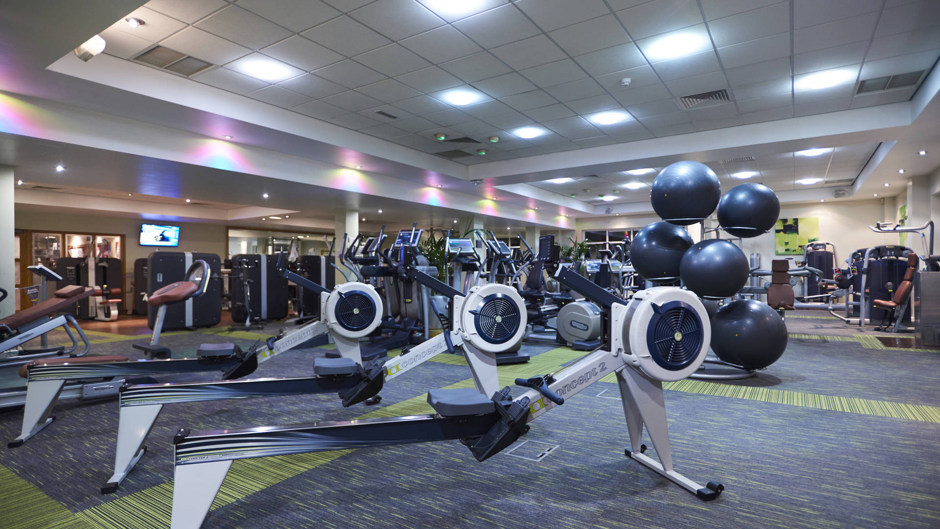 Health and Fitness at the Warwickshire Image